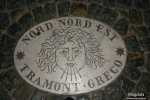 NORD NORD EST TRAMONT GRECO